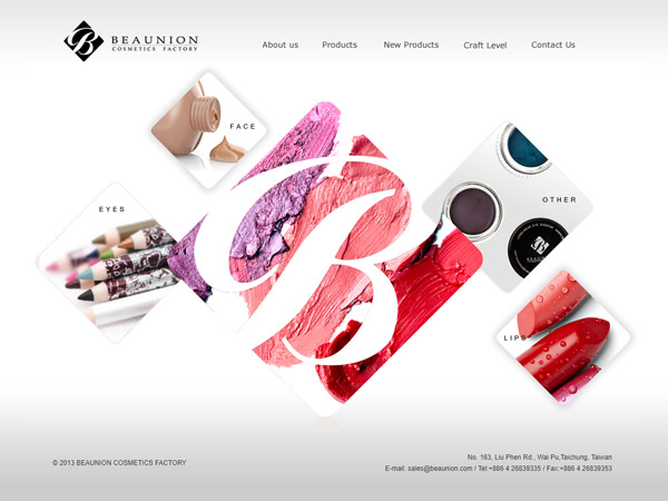 BEAUNION COSMETICS FACTORY